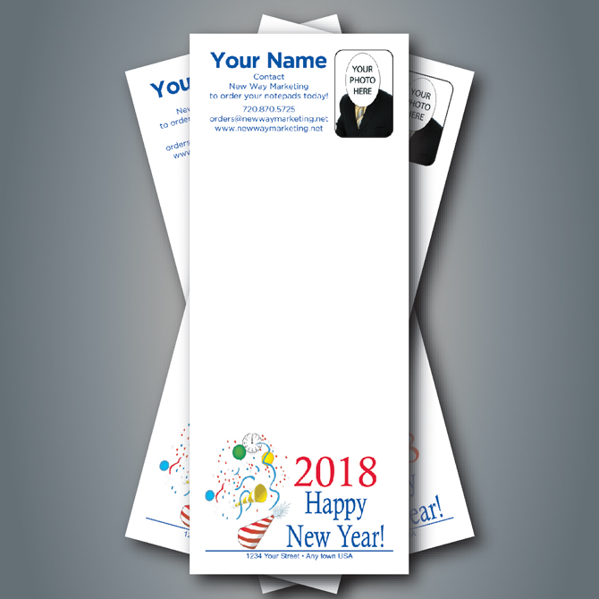 Notepad 3 Hy New Year 2018