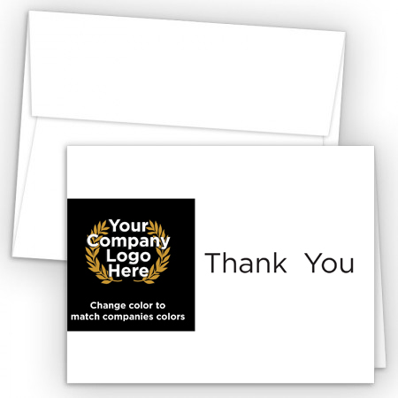Greeting cards thank you cards birthday cards real estate note thank you card 2 color of thank you and black box can be m4hsunfo