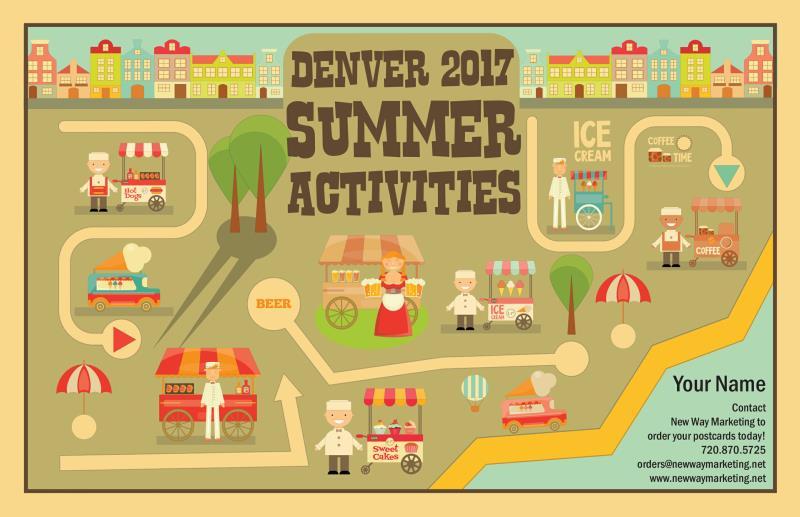 Early Denver Postcard History