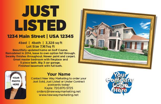 Real Estate Flyer Samples