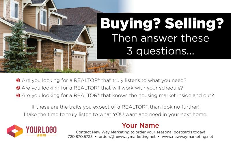 Real Estate Postcards | Mortgage Postcards | Foreclosure Postcards ...