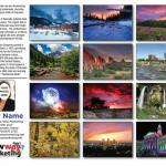 Images of Colorado #1 Calendar - Sites and Scenery of the Centennial State