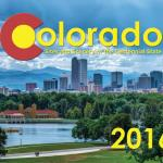 Coloado #3 - 2018 Calendar - Sites and Scenery of the Centennial State