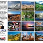 Images of Colorado #3 Calendar - Sites and Scenery of the Centennial State