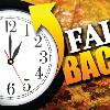 "#316 Fall Back Time Change  Offered as Jumbo 8½"" x 5½"" ONLY"