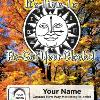 "#58 Fall Back Time Change  Offered as Regular 4"" x 6"" or Jumbo 8½"" x 5½"""