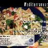 "#91 - Mediterranean Pasta  Offered as Jumbo 8½"" x 5½"" ONLY"