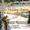 "#147 - Winter, Holiday & Season Greetings  Text on front of card can be customize at no charge.  This postcard design is NOT AVAILABLE in a 4""x6"" Layout with Holiday Events."